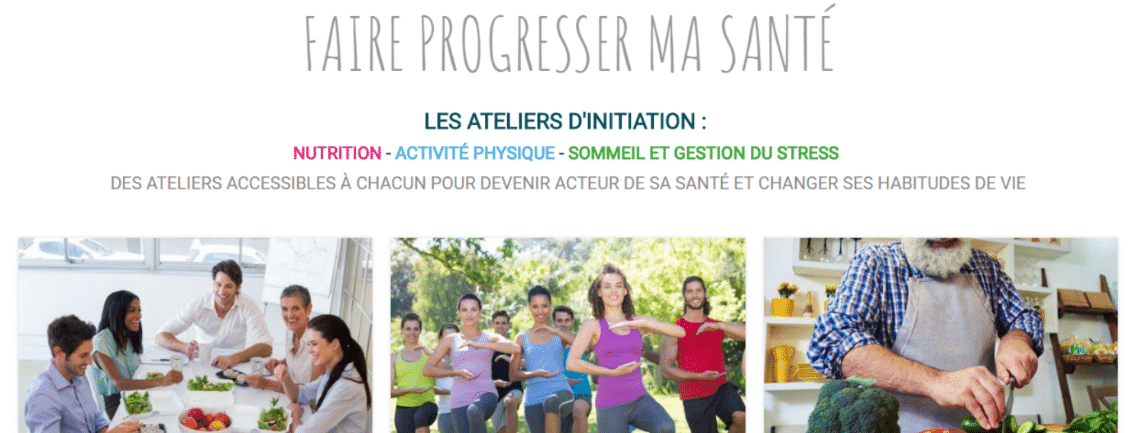 page ateliers